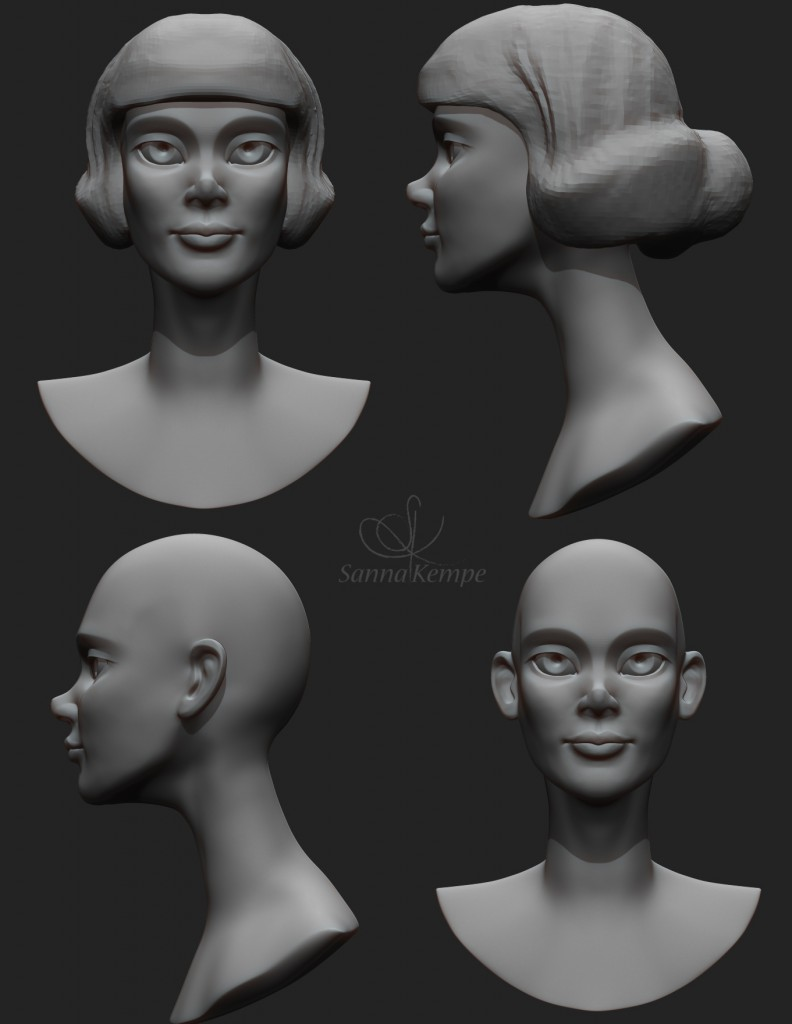 1_Female head_02