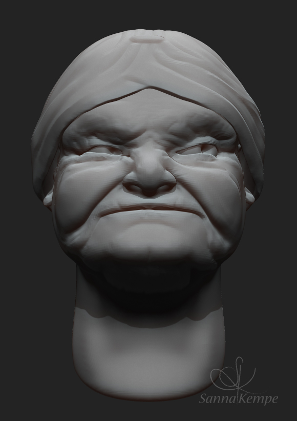 2_Female head_02